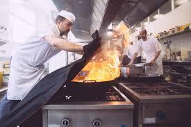 Algunas implicaciones de los riesgos laborales restaurante