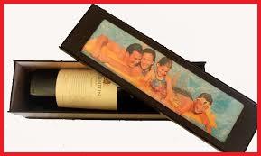 cajas de madera personalizadas para vinos