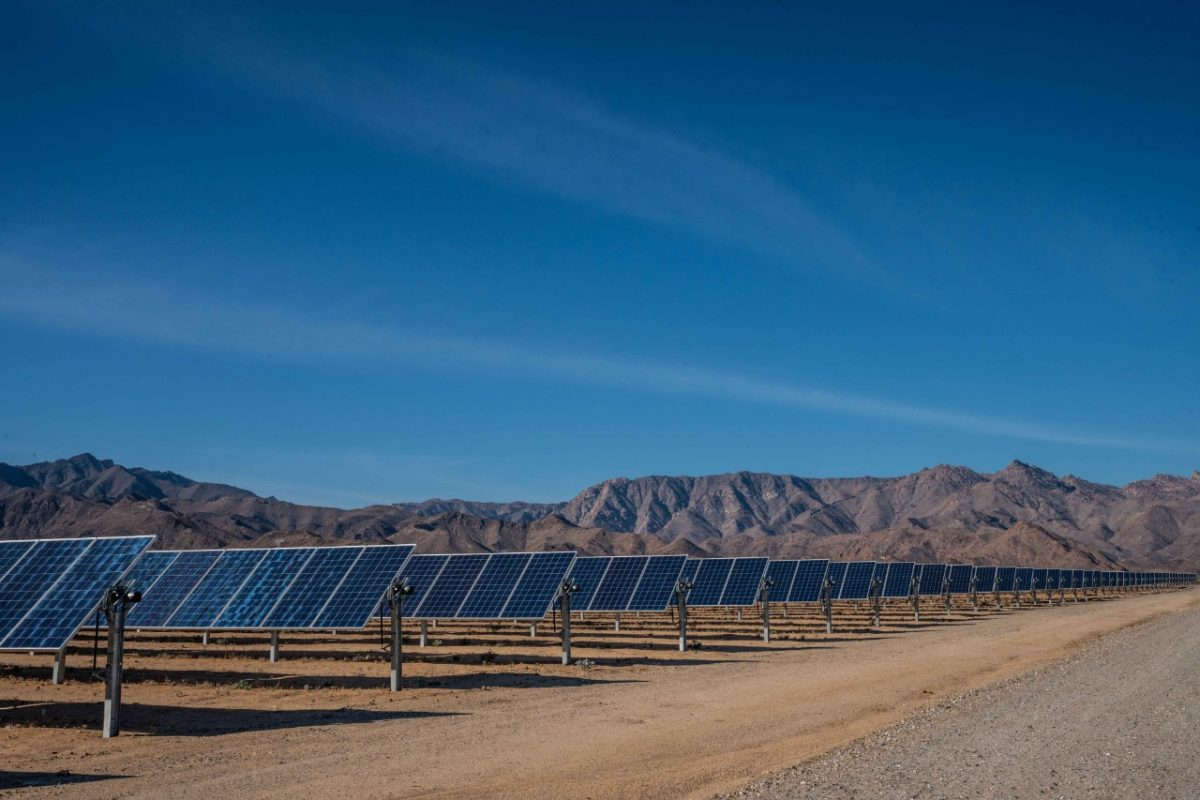 Parques solares en México impulsan la soberanía energética del país